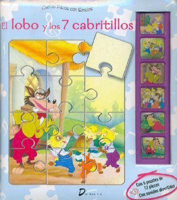 Lobo y Los 7 Cabritillos, El - Cuento Puzzle Con Sonido 9788466213783