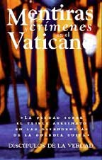 Mentiras y Crimenes En El Vaticano - Bolsillo = Lies and Crimes in the Vatican 9788466302555
