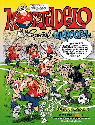 Mortadelo y Filemon. Especial Eurocopa 9788466651325