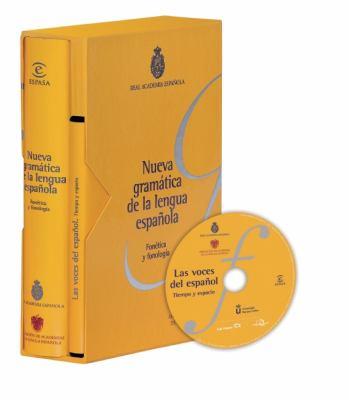 Nueva Gramatica de La Lengua Espanola. Fonetica y Fonologia, 1 T. + DVD 9788467033212