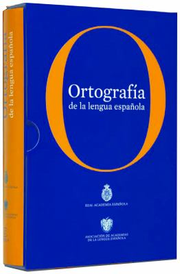 Ortografia de La Lengua Espanola Rae 9788467034264