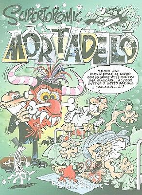 Super Top Comic Mortadelo 9788466643559