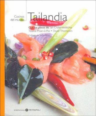 Tailandia - Cocinas del Mundo 9788460950660