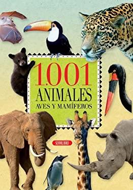 1.001 Animales: Aves y Mamiferos 9788479718138