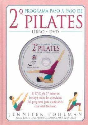 2 Programa Paso a Paso de Pilates - Libro y DVD 9788479025281