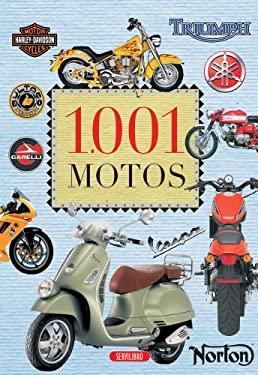1.001 Motos 9788479718022