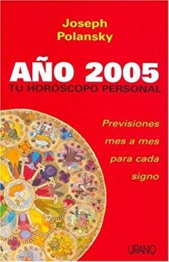 Ano 2005--Tu Horoscopo Personal 9788479535803
