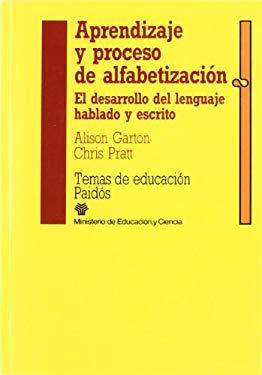 Aprendizaje y Proceso de Alfabetizacion 9788475096360