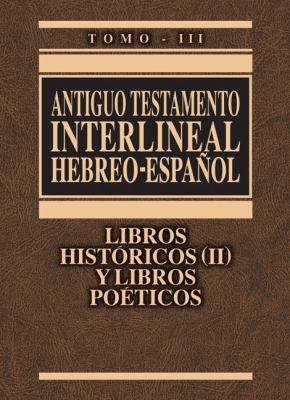 Interlinear Old Testament-PR-Hebrew/Spanish Volume 3 9788476459515