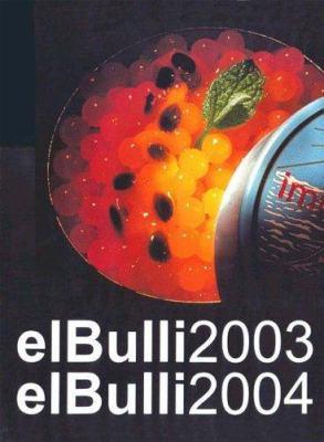 Bulli IV, El - 2003-2004 9788478714674