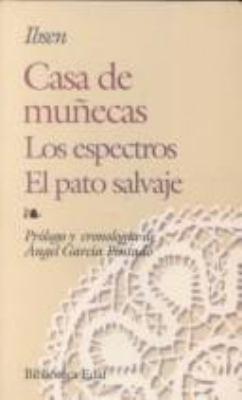 Casa de Munecas - Los Espectros - El Pato Sa 9788471663795