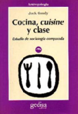 Cocina, Cuisine y Clase 9788474325492