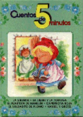 Cuentos de 5 Minutos = 5 Minute Short Bedtime Stories 9788477735212