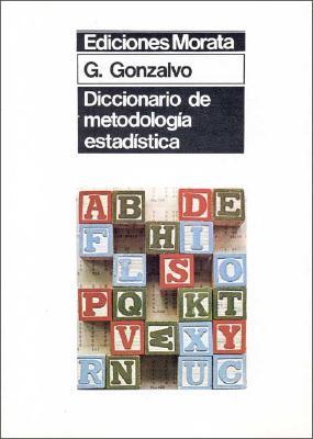 Diccionario de Metodologia Estadistica 9788471120960