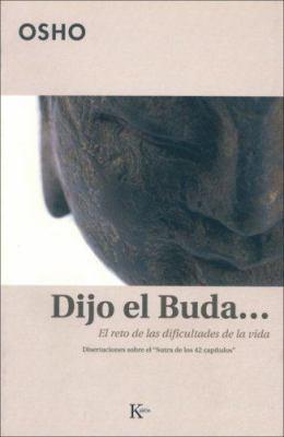 Dijo El Buda... 9788472456105