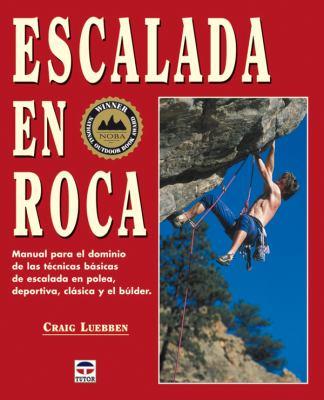 Escalada En Roca 9788479025687