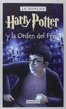Harry Potter Yla Orden del Fenix: Harry Potter and the Order of the Fenix 9788478887422