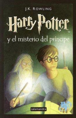 Harry Potter y El Misterio del Principe 9788478889969