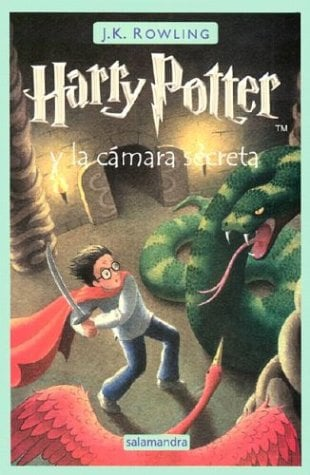 Harry Potter y la Camara Secreta = Harry Potter and the Chamber of Secrets 9788478886562