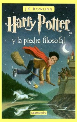 Harry Potter y la Piedra Filosofal = Harry Potter and the Sorcerer's Stone 9788478886548