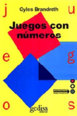 Juegos Con Numeros = Games with Numbers 9788474323283