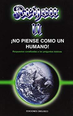 Kryon II- No Piense Como Un Humano 9788477205630