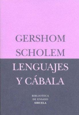 Lenguajes y Cabala 9788478449439