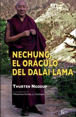 Nechung, el Oraculo del Dalai Lama 9788472457492