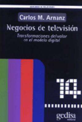 Negocios de Television 9788474329643