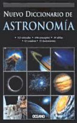 Nuevo Diccionario de Astronomia 9788475561240