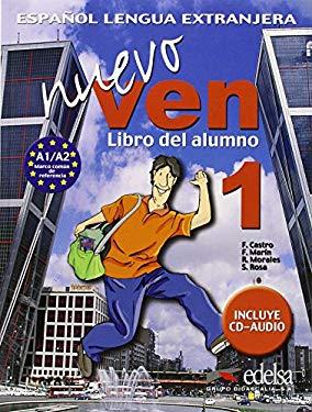 Nuevo Ven: Libro del Alumno 1 9788477118312