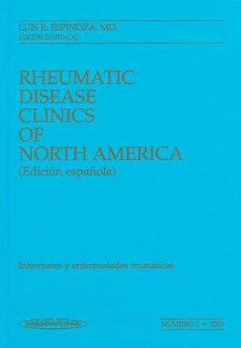 Reumatologia 2003-T1 Infecciones y Enfermedades Reumaticas