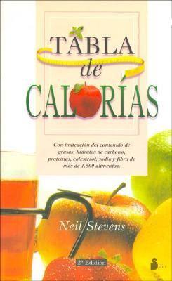 Tabla de Calorias 9788478083893