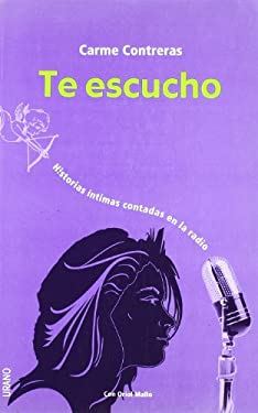 Te Escucho 9788479535728