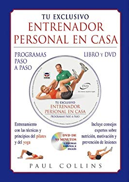 Tu Exclusivo Entrenador Personal En Casa - Con DVD 9788479025656