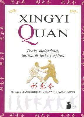 Xingyi Quan 9788478084098