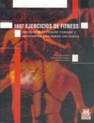 1887 Ejercicios de Fitness 9788480195805