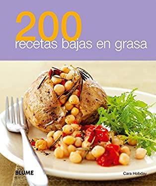 200 Recetas Bajas En Grasa 9788480768993