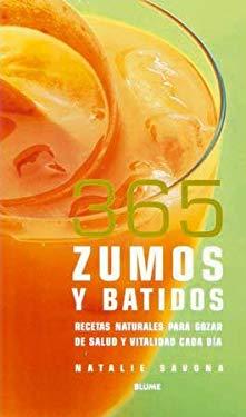 365 Zumos y Batidos 9788480765152