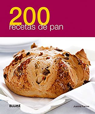 200 Recetas de Pan 9788480769044