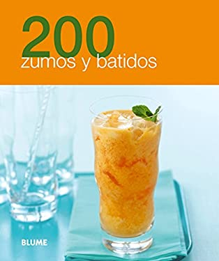 200 Recetas Zumos y Batidos 9788480769099