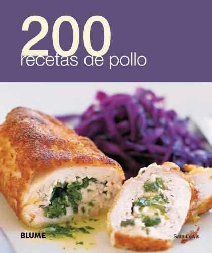 200 Recetas de Pollo 9788480769501