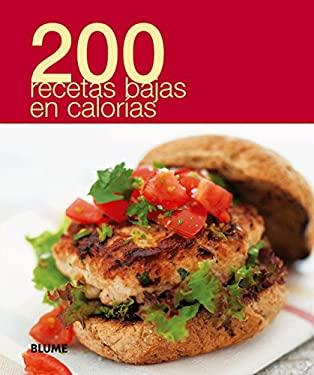 200 Recetas Bajas En Calorias 9788480769518