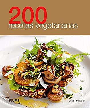 200 Recetas Vegetarianas 9788480769570