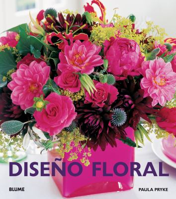 Diseno Floral 9788480769624