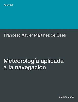 Meteorologa Aplicada a la Navegacin 9788483018736