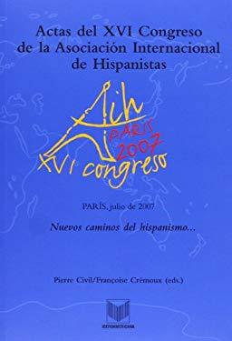 Actas del XVI Congreso de la Asociacin Internacional (Spanish Edition)