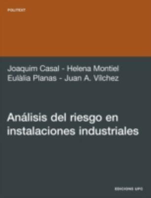 Anlisis del Riesgo En Instalaciones Industriales 9788483012277