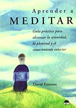 Aprender a Meditar 9788489920675