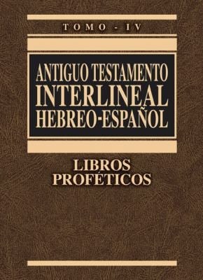 At Interlineal Hebreo-Espa Ol Vol. 4 9788482673028
